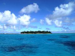サイパン島(中部)_Saipan(Central area) マニャガハ島!中心都市ガラパンからマリアナブルーのビーチへ