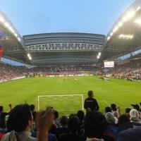 2017 5月に2度目の関西アウェイは神戸へ【その2】試合観戦と神戸モーニング