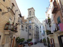 プーリア州優雅な夏バカンス♪ Vol382(第19日) ☆Bari:美しきバーリ旧市街♪バーリ城へさまよい歩く♪