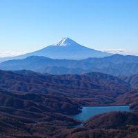 富士山の絶景♪大菩薩嶺登山