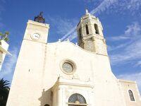 勝手にバルセロナぼっちリゾート・シッチェスへ!40代女一人旅!海と空と温かい人達の街!