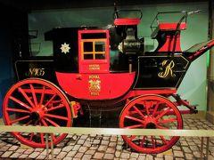 ロンドンの地下郵便鉄道乗車と郵便博物館 < 錦秋のロンドン3泊7日の旅2017 2日目 その2>