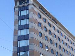 福岡出張(博多) ロイヤルパークホテル・ザ・福岡 ツインルーム