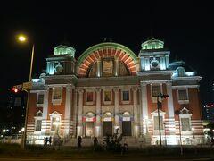 中之島 大阪市中央公会堂を見学した