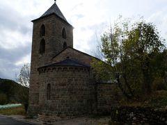 2017カタルーニャ紀行 ボイ渓谷のカタルーニャ風ロマネスク様式教会群1(Catalan Romanesque Churches of the Vall de Boí)