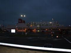 北海道旅行記2017年夏(27)シルバーフェリー乗船と帰路編