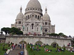 憧れのヨーロッパ!夏のパリへ【4日目後編:モンマルトルで絶品ランチと散策&クレープリーでディナー】