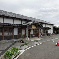 神戸から北播・東播地域をブラブラ【その3】 旧三木鉄道の駅舎を訪ねる