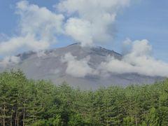 夏の軽井沢バカンス♪ Vol4 ☆北軽井沢:美しい浅間山♪