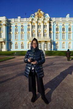 初冬のロシア旅(18)ツァールスコエ・セローのエカテリーナ宮殿の豪華さに驚き、「おろしや国酔夢譚」の大黒屋 光太夫を偲ぶ。
