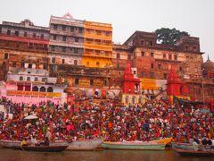 インド旅 バラナシ