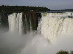 世界一周旅行(10-1)イグアス-アルゼンチン:滝を堪能
