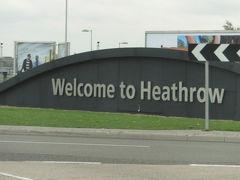 イギリス旅行記2017 Part28 ヒースロー空港レンタカー返却編