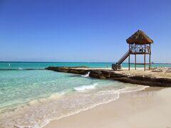 カリブ海 イスラムへ―レス島 2.Isla Mujeres- Caribbean Sea