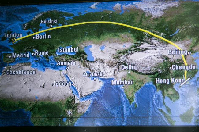 2017年9月3日(日) 午後<br /><br />ヒースロー空港に無事到着したくわ一家。<br />他の方の旅行記を見ると東京へ直行で帰られている方が多いようですが、ビンボー旅行が得意な我が一族はキャセイパシフィック航空で香港経由福岡行という、20時間にわたる苦行のフライトです。<br /><br />□ 8月26日(土) 福岡から香港<br />□ 8月27日(日) 香港からロンドン ロンドン観光<br />□ 8月28日(月) ロンドン観光 オペラ座の怪人<br />□ 8月29日(火) ロンドン観光 レ・ミゼラブル<br />□ 8月30日(水) レンタカーでルイス、ブライトンへ<br />□ 8月31日(木) セブンシスターズ、その後ソールズベリへ<br />□ 9月1日(金) ストーンヘンジ、その後コッツウォルズへ<br />□ 9月2日(土) バイブリー、ボートンオンザウォーター、カッスルクームへ<br />■ 9月3日(日) ヒースロー空港、レンタカー返却、香港へ<br />□ 9月4日(月) 香港から福岡へ