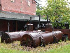 夕張の炭坑員に愛された小林酒造の「北の錦」と今も残るレンガ蔵(北海道栗山)