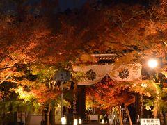 2017年11月 紅葉を愛でる京都女子旅♪Vol.4 ~「南禅寺」~「永観堂」ライトアップ☆~