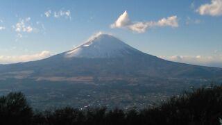 箱根の山を歩く