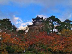 錦秋の北陸城めぐり⑧丸岡城