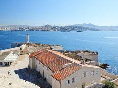フランス 美しい街並みと世界遺産を訪ねて(11)青い海・青い空 マルセイユ イフ島クルーズ