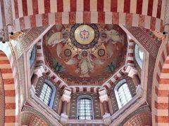 フランス 美しい街並みと世界遺産を訪ねて(12)マルセイユ 教会の美しさに感激