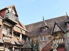 フランス 美しい街並みと世界遺産を訪ねて(15)ノルマンディのおとぎの国 ディーブ・シュール・メール