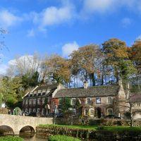 日帰りでコッツウォルズ訪問 その1 英国で最も美しい村と称されるバイブリ― < 錦秋のロンドン3泊7日の旅2017 4日目 その1>