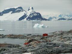 Antarctic Dream号<空きキャビン利用>で南極へ  ル-メア海峡とピータ-マン島  No5