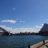 一人旅 シドニー