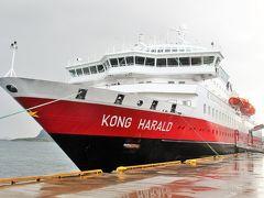 二度目の北欧はノルウェー旅行!⑧~沿岸急行船に乗ってみよう~