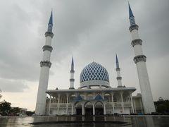 クアラルンプール&ブルネイでモスク巡り(その1:クアラルンプール編~国立モスク、マスジットジャメ、ブルーモスク、ペトロナスツインタワーなど)