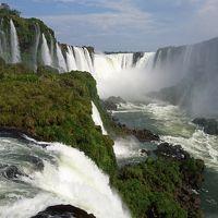 世界一周旅行(10-2)イグアス-ブラジル:マイナスイオン浴びまくり