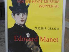 ヴッパータールへ  マネを見に行こう Wuppertal