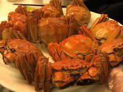 『上海ガニ』を食べたくて、お得な「上海ガニ」ツァーへ参加したものの(^^♪
