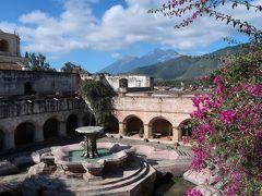 老人一人旅:グアテマラ弾丸ツアー 4日目  アンティグア