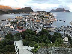2度目の北欧はノルウェー旅行!⑪~アクスラ山の朝、さよならノルウェー!~