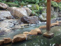 群馬県 伊香保温泉と葛飾区 柴又 (6-3) ホテル木暮の露天風呂で迷子、さらに石段街の奥へ