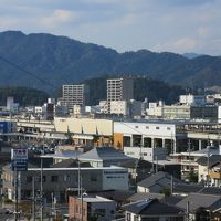 2017年11月3日〜5日:法事参加のため7年ぶりに福知山訪問、現地では法要で忙しく殆ど往復のSA訪問記です