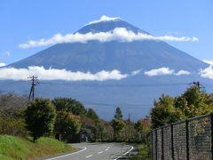 愛犬を連れて、伊良湖と富士山周辺へのコテージ泊の旅、4泊5日