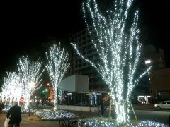 平日夜のマツロッポン探索 福岡市中央区六本松 六本松421