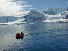 Antarctic Dream号<空きキャビン利用>で南極へ  7日目の午前中はダンコ島に上陸       No7