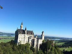 ドイツ/スイスの旅:後半 ドイツ編