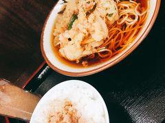 日本一の立ち食い蕎麦