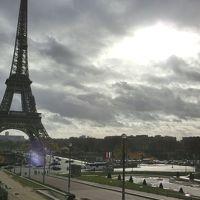 シニア夫婦の個人旅行 パリ、モンサンミシェルからロンドン、ブリュッセルその1