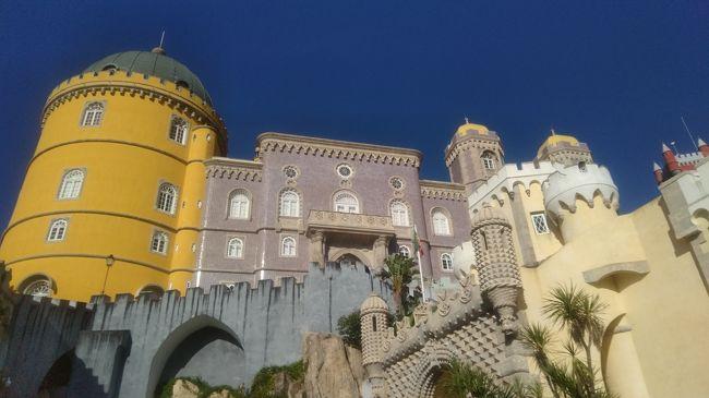 11月21日 リスボン訪問2日目 今日はシントラ ロカ岬を回る予定。 時間があれば カスカイスからベレンに行きジェロニモス修道院にいっておきたいと ホテルを7時45分位に出発した。ホテルからCP(ポルトガル国鉄)のロッシオ駅までは3分位で大変便利。時間なども調べて無くて お得意の ほぼ 行きあたりばったり旅。