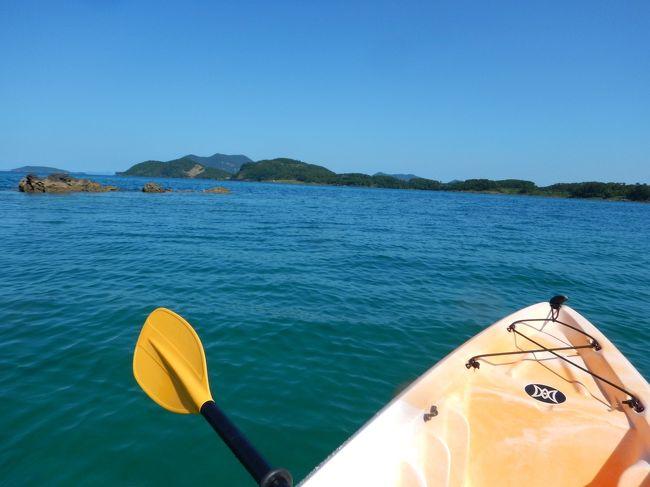 なぜだか好きになった五島列島。民泊がしたくて小値賀島に行きました。綺麗な海と自然がいっぱいで、心洗われました。