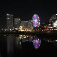 イルミネーションを楽しむ横浜・東京の旅