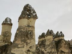 【7】コーカサス3カ国&トルコ旅行ーカッパドキアー