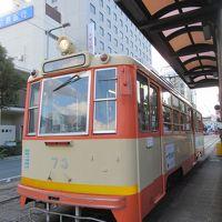 松山乗り鉄 伊予鉄路面電車 前半