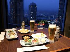 神戸ベイシェラトンホテル(クラブフロア)宿泊☆ついでに『ルミナリエ』